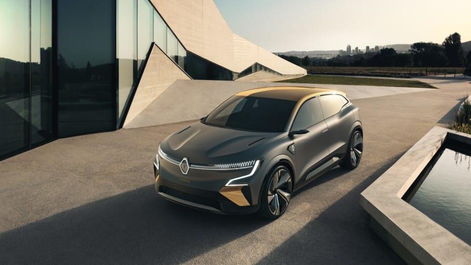 Renault Mégane eVision: hasta 500 km de autonomía