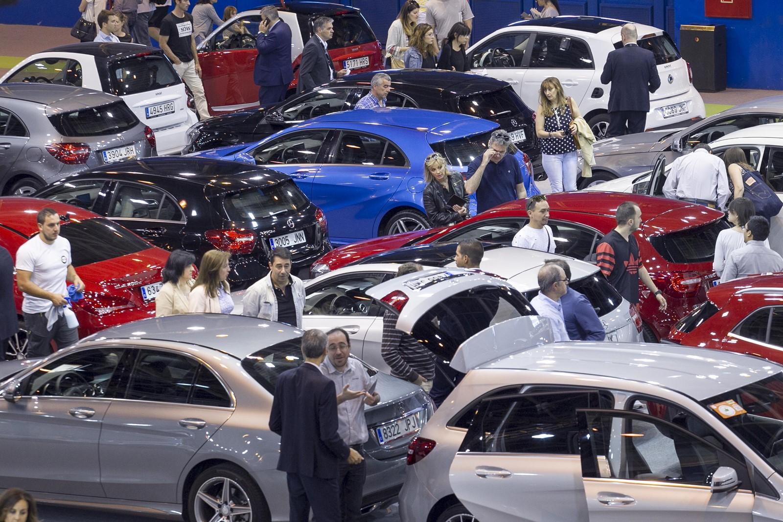Este 2021 vuelven los salones del automóvil