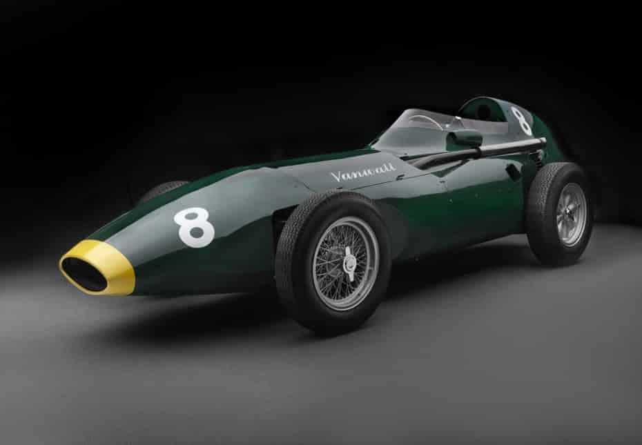 Un Fórmula 1 de 1950 construido en 2020: Vanwall regresa con 6 unidades espectaculares