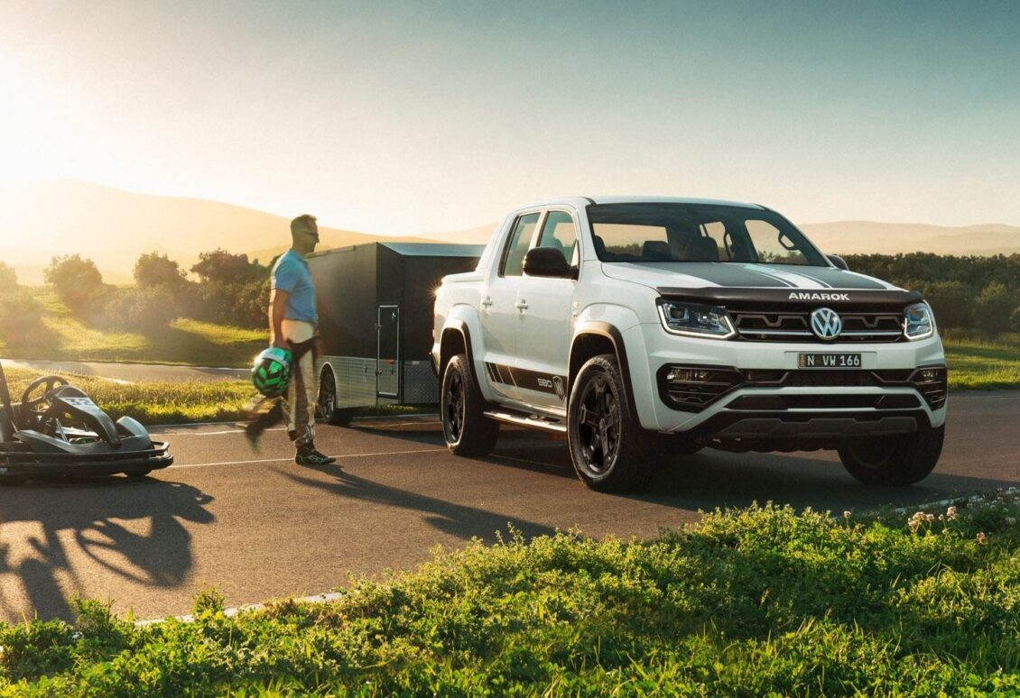 Volkswagen Amarok W580 2021: Aspecto deportivo y 272 CV para esta edición especial