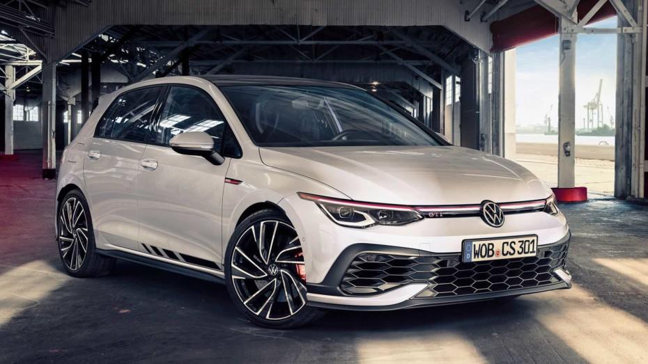 ¡Oficial! Volkswagen Golf GTI Clubsport 2020: 300 CV y mucha diversión al volante