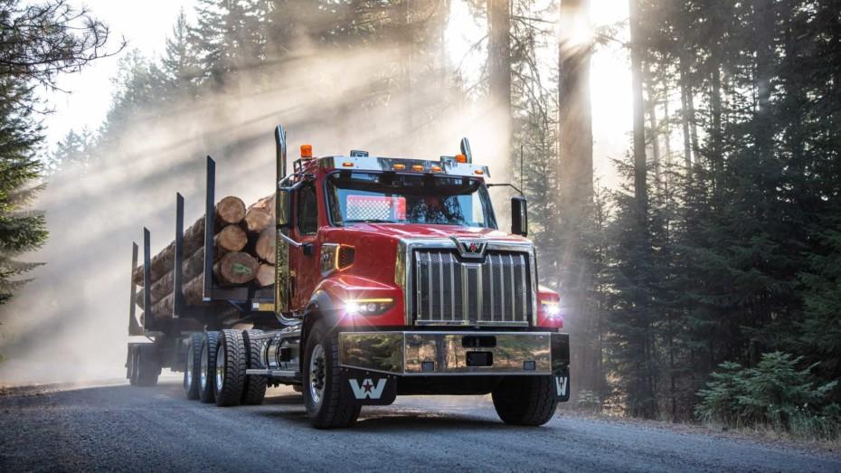 Así es el Western Star 49X 2021: La última bestia de Daimler Trucks