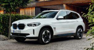 El BMW iX3 ya tiene precios: desde 72.300 euros