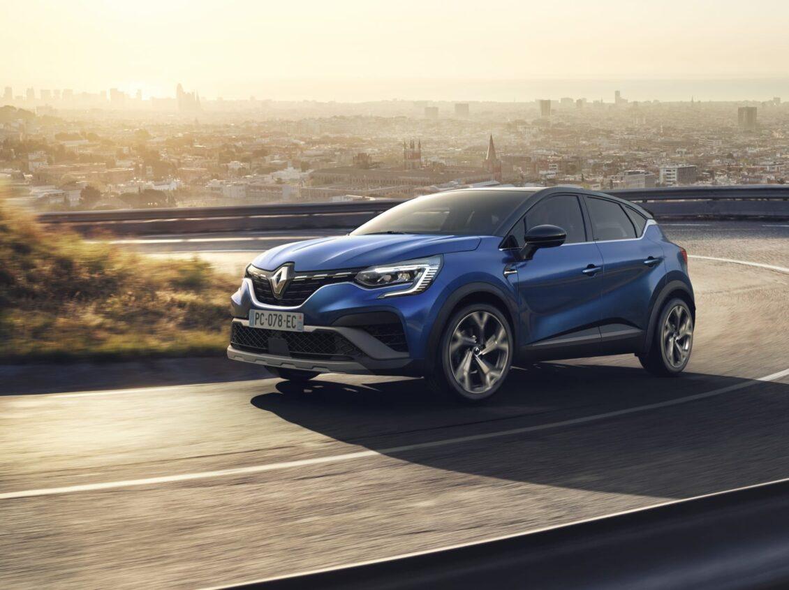 Nuevos motores HEV y MHEV para los Renault Captur/Arkana