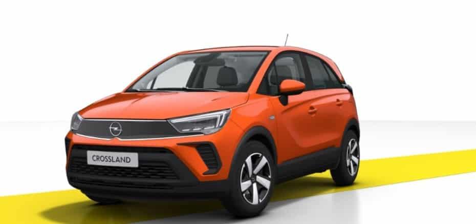 Ya a la venta el nuevo Opel Crossland: Algo caro