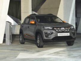 El Dacia Spring ya tiene precio en Francia: Competitivo con ayudas