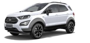 Así es el nuevo Ford EcoSport Active: Primeras imágenes en exclusiva