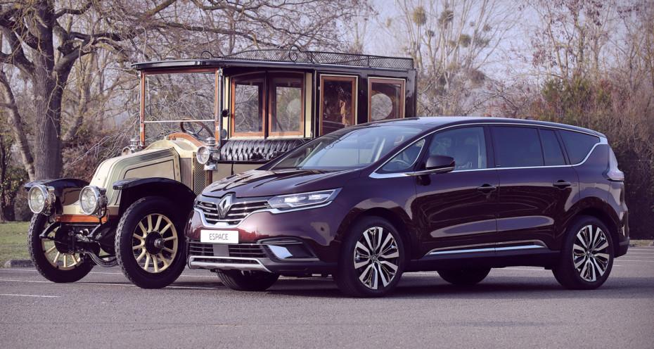 El Renault Espace estrena motor diésel con 190 CV