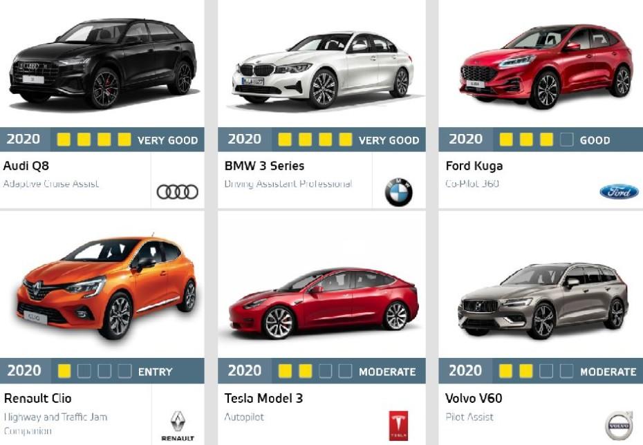 Euro NCAP castiga a Tesla: su autopilot es tan bueno que es «malo»