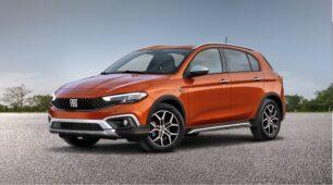 Todos los precios del renovado Fiat Tipo Hatchback y Cross para España