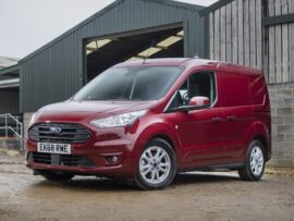 Nuevo Ford Transit Connect