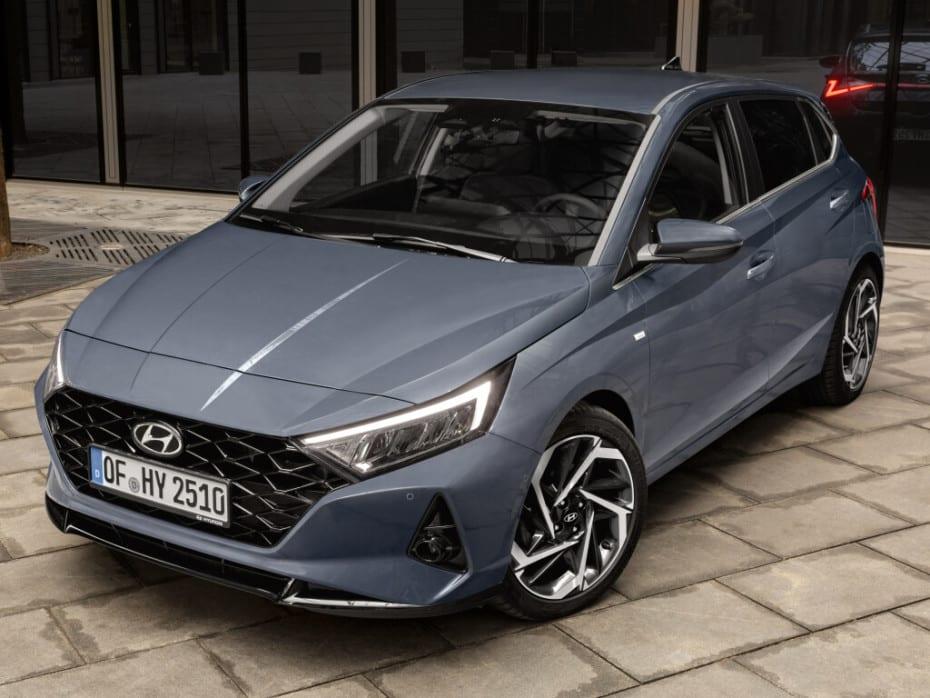 El nuevo Hyundai i20 aterriza con interesantes promociones