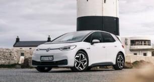 Estos fueron los 70 modelos más vendidos en Irlanda durante septiembre: El ID.3 de VW ya es líder