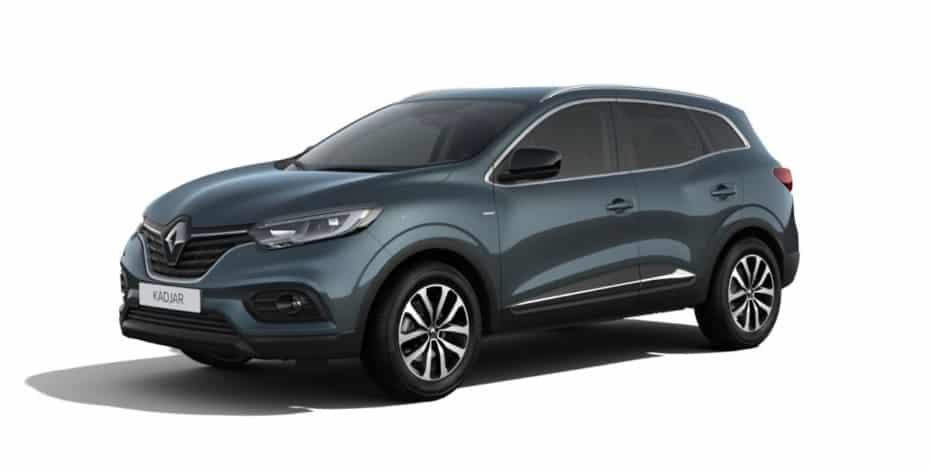 Nuevo Renault Kadjar «Limited»: Más por menos