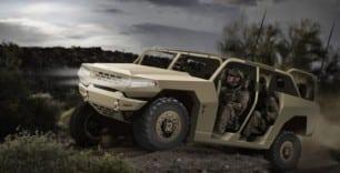 Kia nos muestra su nuevo vehículo militar: motor diésel de 7 litros y enfoque modular