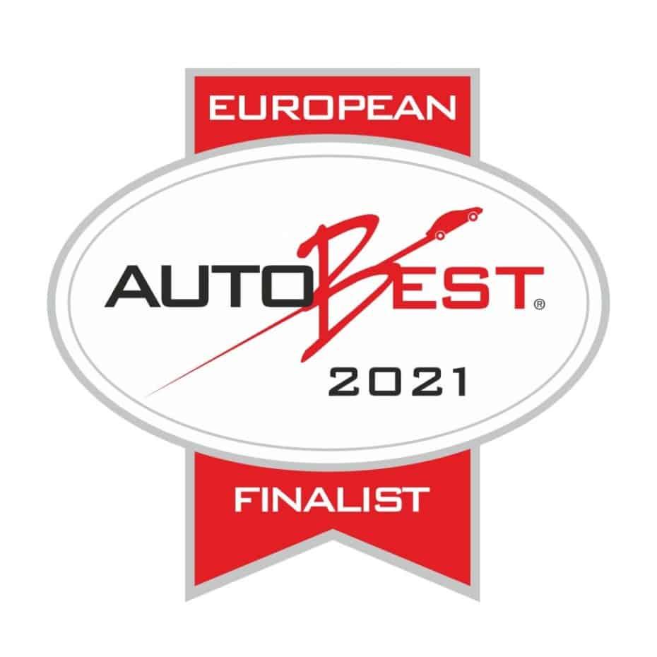 Los nominados al premio Autobest 2021 son…