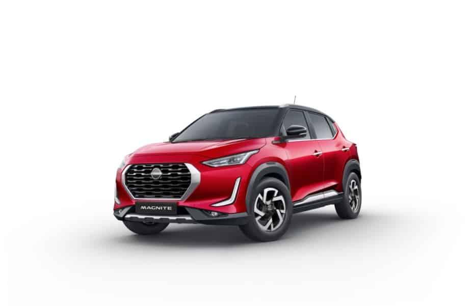 Nuevo Nissan Magnite: Un SUV de entrada para mercados emergentes