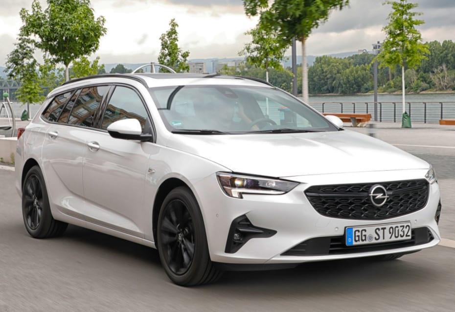Nuevo motor 2.0 Turbo con 170 CV para el Opel Insignia: La opción acertada en gasolina