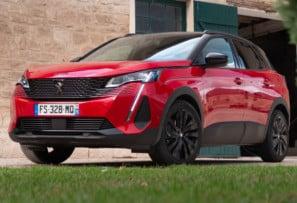 Nuevas imágenes del renovado Peugeot 3008