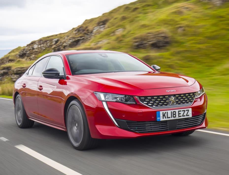 El Peugeot 508 reducirá su oferta diésel: Solo quedará el 130 CV