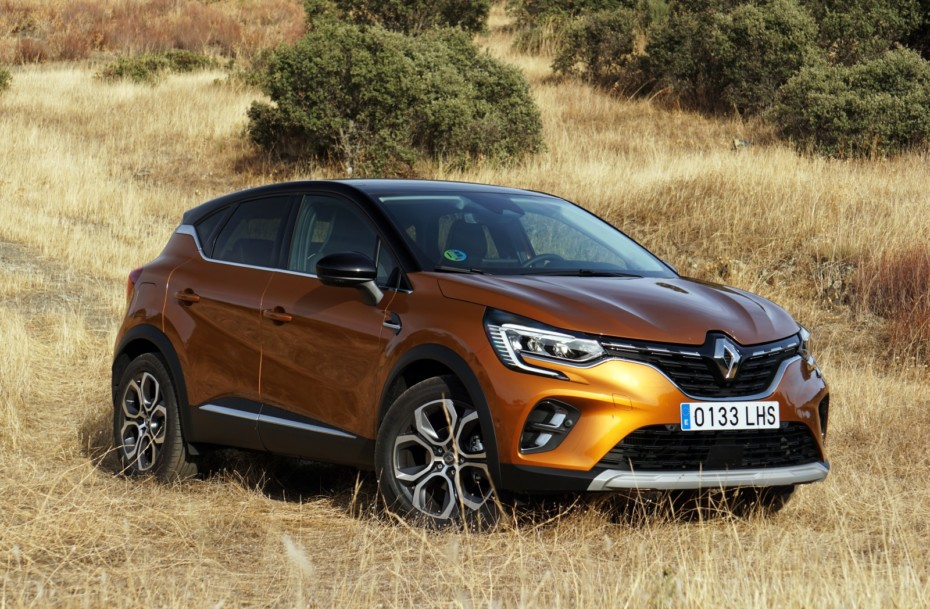 Estos son los vehículos a gas más vendidos en España hasta noviembre