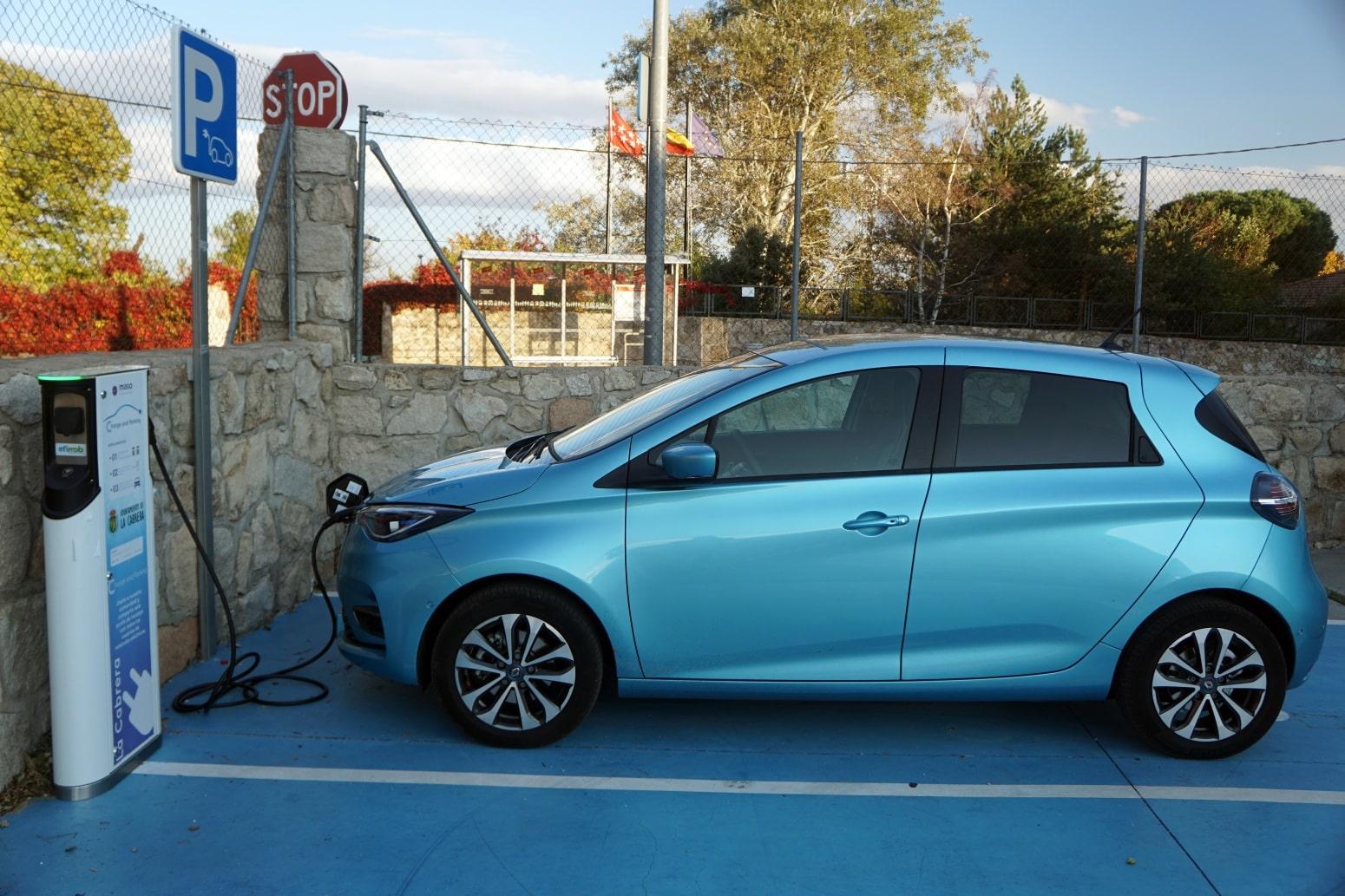 ayudas coche eléctrico 2021