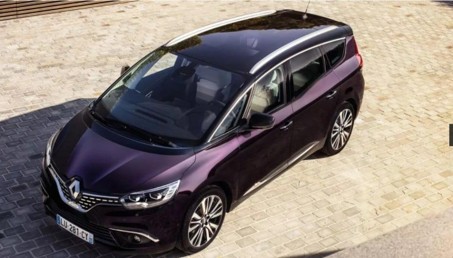Ligera actualización para la familia Renault Scénic: Ahora más equipada pero sin diésel