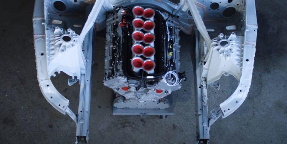 ¿Meter un motor V10 de 4.0 litros en el Toyota GR Supra?: atento a este Swap