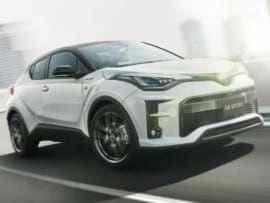 Ya a la venta el Toyota C-HR