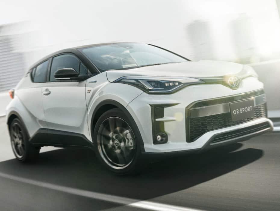 Ya a la venta el Toyota C-HR «GR-Sport»: Con  el motor híbrido de 184 CV