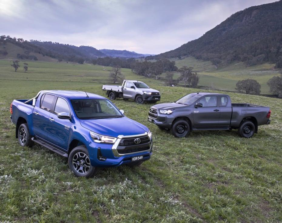 Llega el renovado Toyota Hilux: Aquí los precios