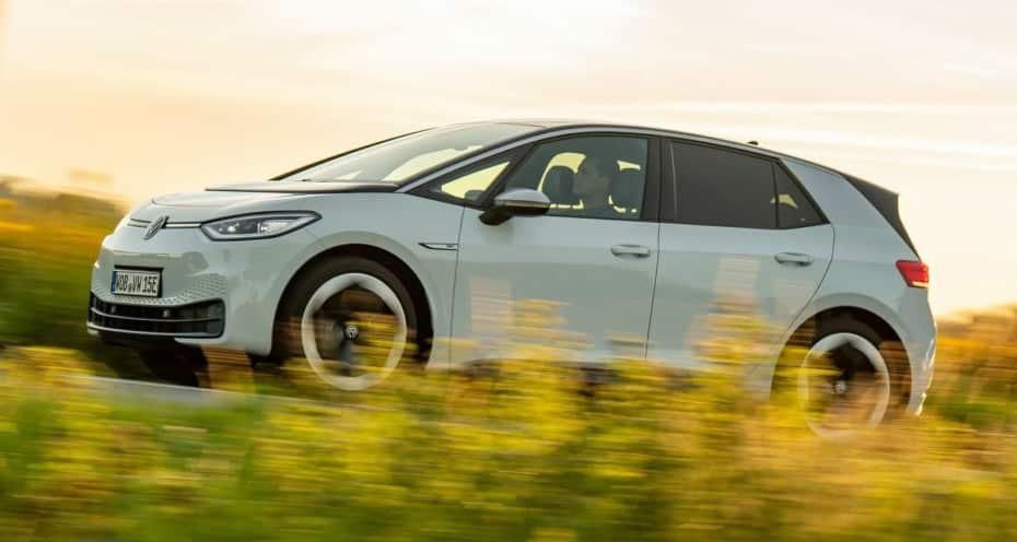 Estos fueron los eléctricos preferidos por los españoles en septiembre: Llegan los VW ID.3
