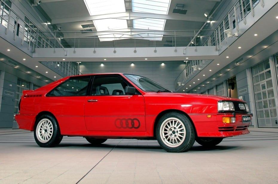 El Audi Quattro no fue el primer deportivo con tracción total ¿Conoces el Jensen FF?