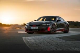 Nuevos detalles e imágenes del Audi RS e-tron GT 2021: Hasta 646 CV y 830 Nm de par
