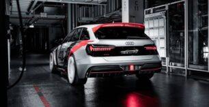 Todas las imágenes del imponente Audi RS6 GTO Concept de 600 CV