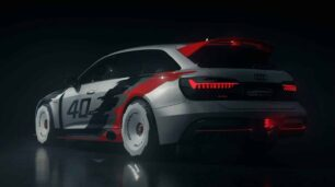 Audi RS 6 GTO Concept: otro regalo de los cuatro aros por el 40 aniversario de quattro