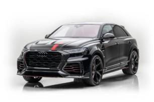 MANSORY le mete mano al Audi RSQ8: 2.5 toneladas que aceleran de 0 a 100 km/h en 3,3 segundos