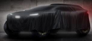 ¡Bombazo! Audi confirma su presencia en el Dakar de 2022