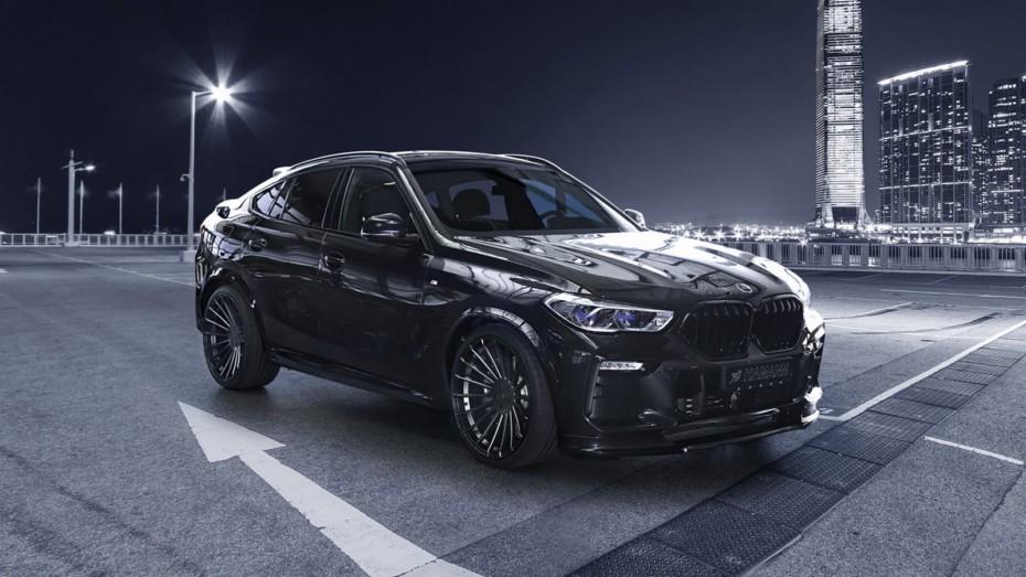 Hamann vuelve a la carga con un BMW X6 más siniestro