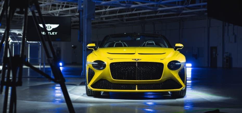 Bentley dice adiós a la gasolina y pone fecha a su ambiciosa transformación