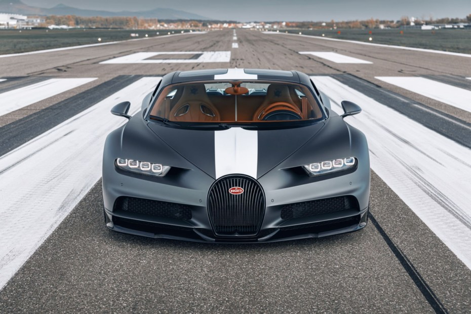 "Bugatti Chiron Sport ""Les Légendes du Ciel"": 20 unidades a 2.88 millones más impuestos"