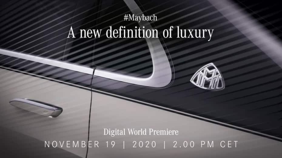 Mañana conoceremos a la Clase S de Mercedes-Maybach esto es lo que esperamos