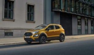 Nuevas imágenes y detalles del Ford EcoSport Active