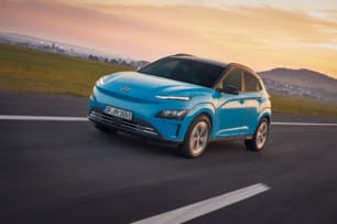 ¡Oficial! Así es el renovado Hyundai Kona EV 2021: Más tecnología, misma mecánica