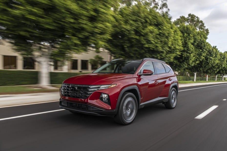 Nuevas imágenes al natural del Hyundai Tucson: ¿Qué te parece su nuevo y arriesgado diseño?