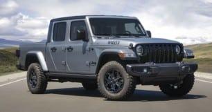 Así es el Jeep Gladiator Willys: un aspecto más duro y equipamiento específico