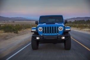 El Jeep Wrangler Rubicon 392 debuta con un impresionante motor V8 de 6.4 litros