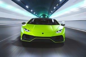 Lamborghini Huracán EVO Fluo Capsule: colores llamativos y fluorescentes para el V10