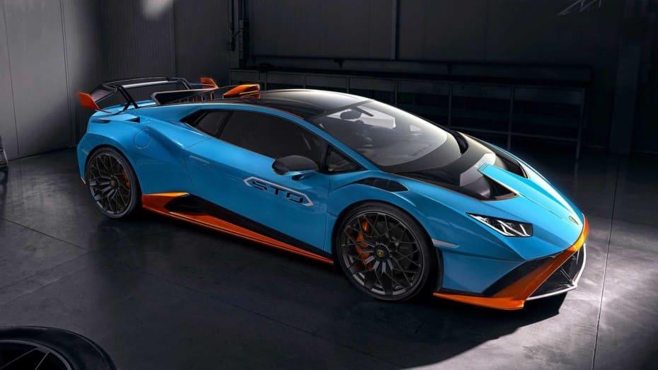 ¡Oficial! Lamborghini Huracan STO 2021: Un coche de carreras con matrícula y mucha fibra de carbono