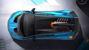 Si quieres este reloj a juego con tu Lamborghini Huracan STO, ve preparando la chequera...